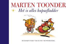Het is alles hupsafladder alle verhalen van Olivier B. Bommel en Tom Poes, Marten Toonder, Hardcover