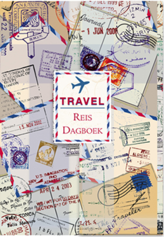 Travel Reisdagboek NVT, Hardcover