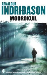 Moordkuil Indriðason, Arnaldur, Paperback
