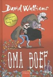 Oma boef Walliams, David, Hardcover
