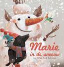Elfje Marie in de sneeuw