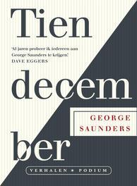 Tien december Saunders, George, Paperback