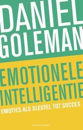 Emotionele intelligentie emoties als sleutel tot succes, Goleman, Daniel, Paperback