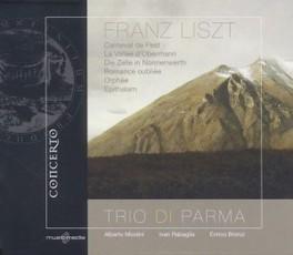 CARNEVAL DE PEST TRIO DI PARMA F. LISZT, CD