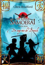 De weg van de draak De jonge Samoerai, Chris Bradford, Paperback