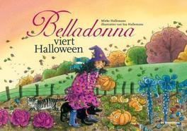 Belladonna viert Halloween Mieke Hallemans, Hardcover