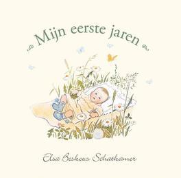 Mijn eerste jaren Elsa Beskow, Hardcover