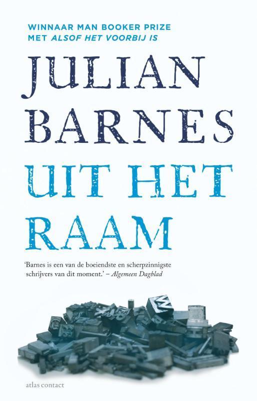 Uit het raam essays, Julian Barnes, Paperback