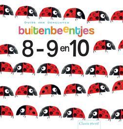 Buitenbeentjes 8 - 9 en 10 Van Genechten, Guido, Hardcover