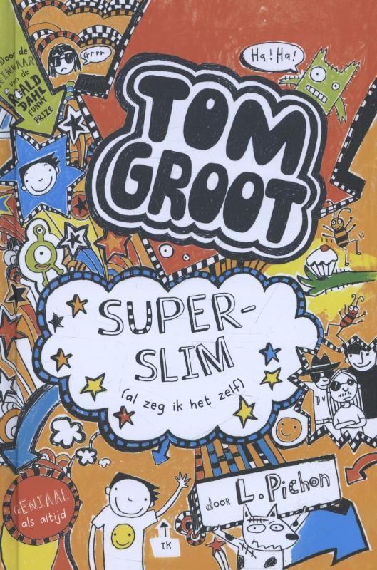 Superslim (al zeg ik het zelf), Pichon, Liz, Hardcover