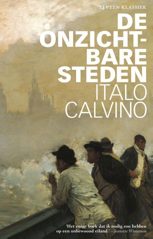 De onzichtbare steden Italo Calvino, Paperback
