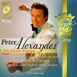 DIE KLEINE KNEIPE GOLD EDITION PETER ALEXANDER, CD
