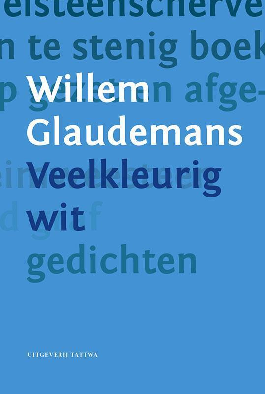 Veelkleurig wit Willem Glaudemans, Paperback