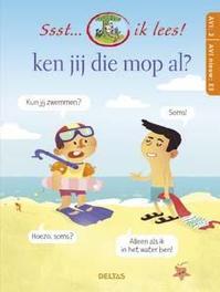 Ken jij die mop al? Ssst... ik lees!, Eefje KuijlKuijl, Hardcover