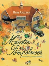 Meester Pompelmoes Andreus, Hans, Hardcover