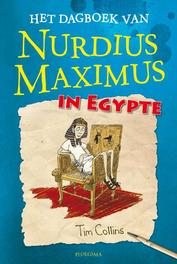 Het dagboek van Nurdius Maximus in Egypte in Egypte, Tim Collins, Hardcover