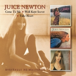 COME TO ME/WELL KEPT.. .. SECRET/TAKE HEART, 3 ALBUMS ON A DOUBLE CD JUICE NEWTON, CD