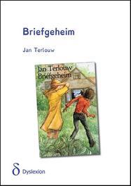 Briefgeheim dyslexie uitgave, Terlouw, Jan, Paperback