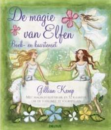 De magie van elfen met magisch elfenboek en 52 kaarten om de toekomst te voorspellen, KEMP, GILLIAN, Paperback