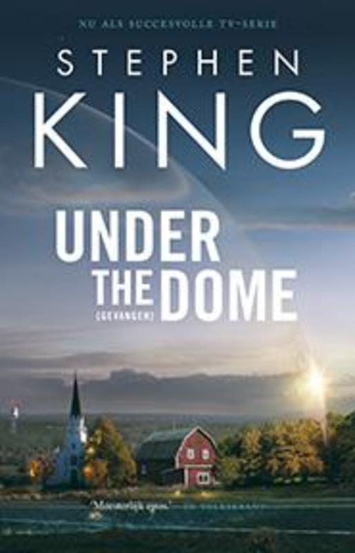 Under the dome (gevangen) Stephen King, Paperback