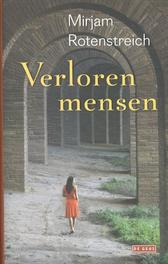 Verloren mensen Rotenstreich, Mirjam, Hardcover