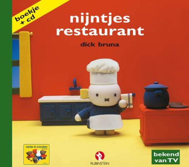 Nijntjes restaurant + CD - D. Bruna