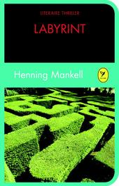 Labyrint Mankell, Henning, Hardcover