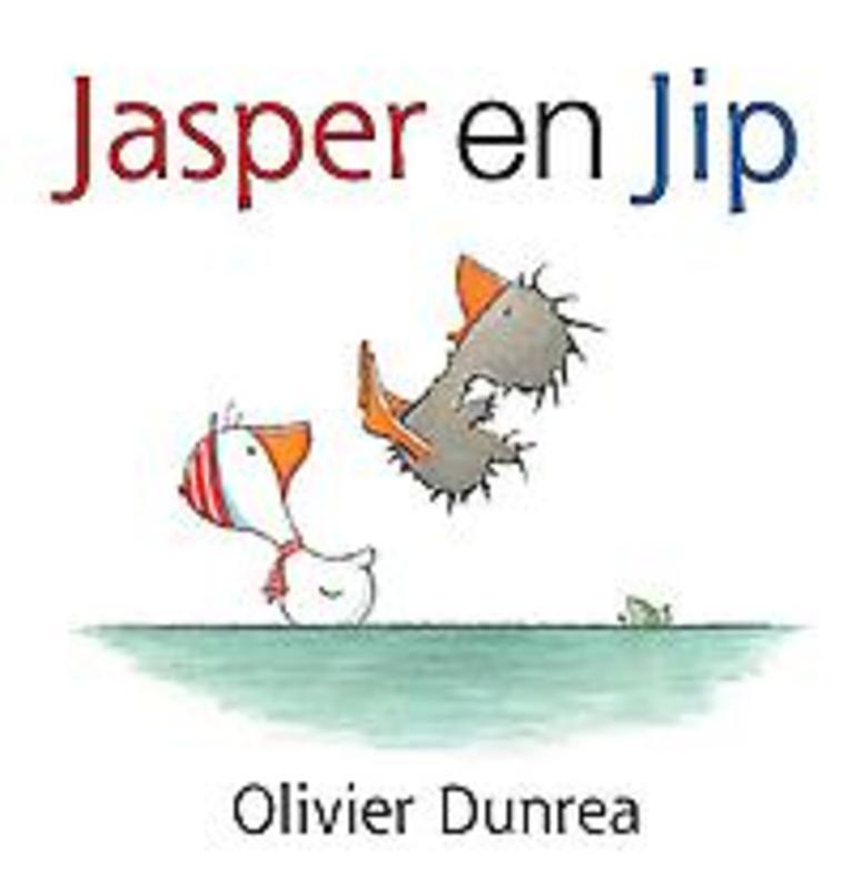 Jasper en Jip Olivier Dunrea, Hardcover