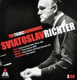TELDEC RECORDINGS SVIATOSLAV RICHTER, CD