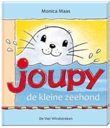 Joupy, de kleine zeehond Joupy, Maas, Monica, Hardcover