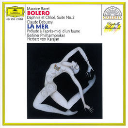 BOLERO/DAPHNIS & CHLOE BP/KARAJAN Audio CD, M. RAVEL, CD