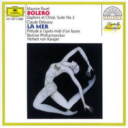 BOLERO/DAPHNIS & CHLOE BP/KARAJAN Audio CD, M. RAVEL, CD