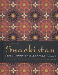 Snackistan streetfood - snelle snacks - Mezze Culinaire inspiratie uit het Midden Oosten en verder, Butcher, Sally, Hardcover