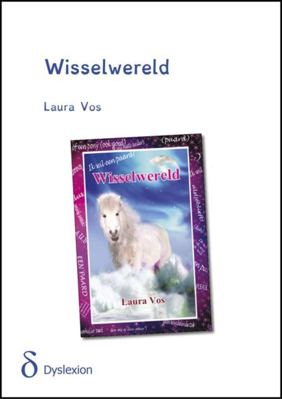 Wisselwereld - dyslexie uitgave Vos, Laura, Paperback