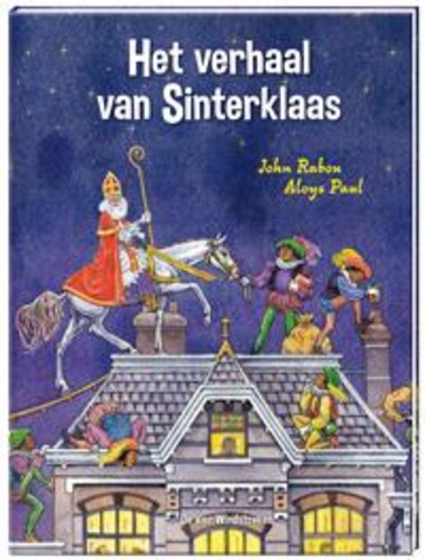 Het verhaal van Sinterklaas Paul, Aloys, Hardcover