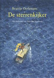De sterrenkijker volledig in kleur met illustraties van Peter-Paul Rauwerda, Beatrijs Oerlemans, Hardcover
