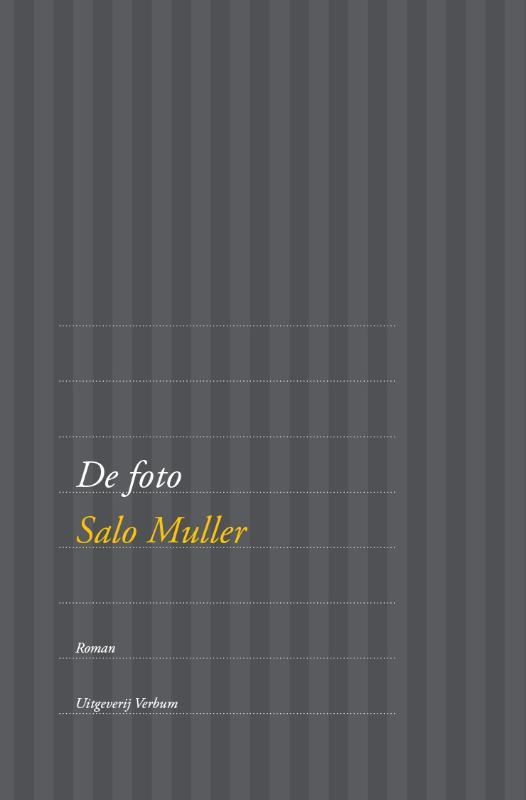 De foto roman, Muller, Salo, Paperback
