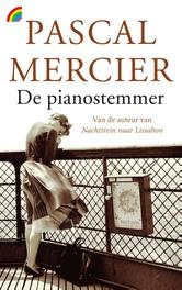 De pianostemmer Pascal Mercier, onb.uitv.