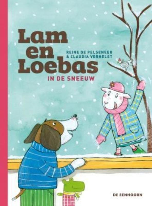 Lam en Loebas Reine De Pelseneer, Hardcover