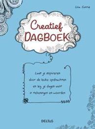 Creatief dagboek laat je inspireren door de leuke opdrachten en leg je dagen vast in tekeningen en woorden, Lisa Currie, Paperback