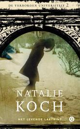 Het levende labyrint Natalie Koch, Paperback