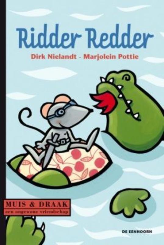 Ridder Redder Muis & Draak, Nielandt, Dirk, Hardcover