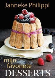 Mijn favoriete desserts Philippi, Janneke, Hardcover