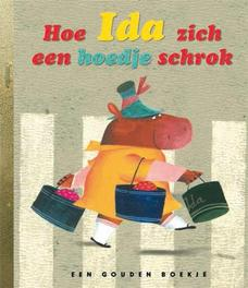 Hoe Ida zich een hoedje schrok CD+BOEK Gouden Boekjes, Matsier, Nicolaas, Hardcover