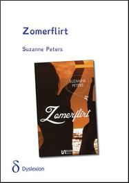 Zomerflirt - dyslexie uitgave Peters, Suzanne, Paperback
