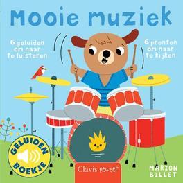 Mooie muziek Marion Billet, Hardcover