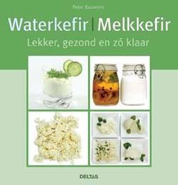 Waterkefir Melkkefir Boek