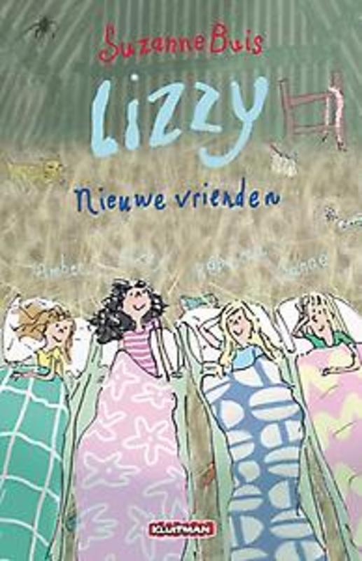 Nieuwe vrienden Lizzy, Buis, Suzanne, Hardcover