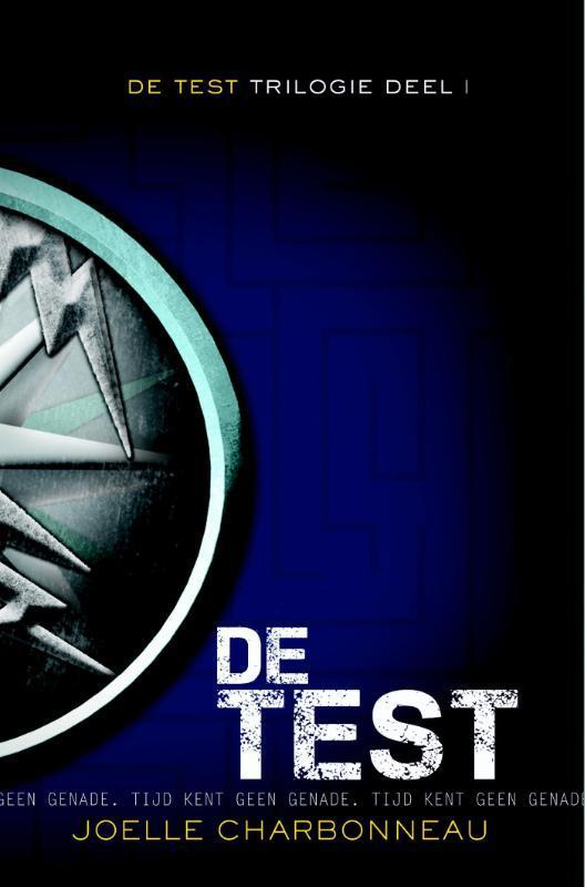 De test Charbonneau, Joelle, Hardcover