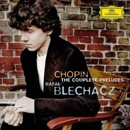 24 PRELUDES OP.28 RAFAL BLECHAZ Audio CD, F. CHOPIN, CD